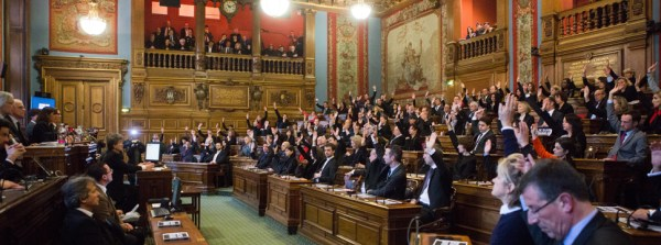 Conseil de Paris - session