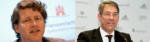 Hambourg 2024 - Nikolas Hill et Bernhard Schwank