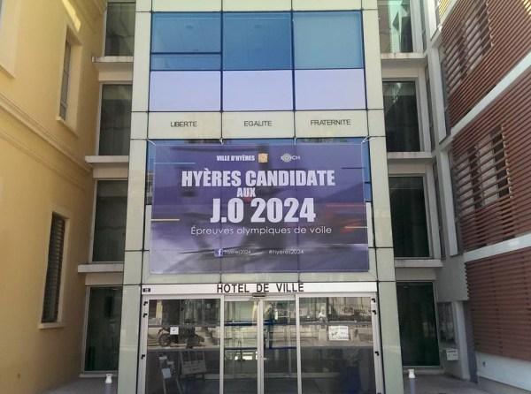 Hyères 2024 - Hôtel de Ville