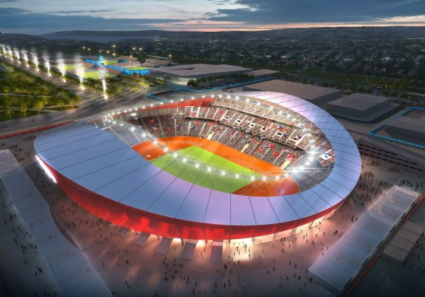Istanbul 2020 - Stade Olympique