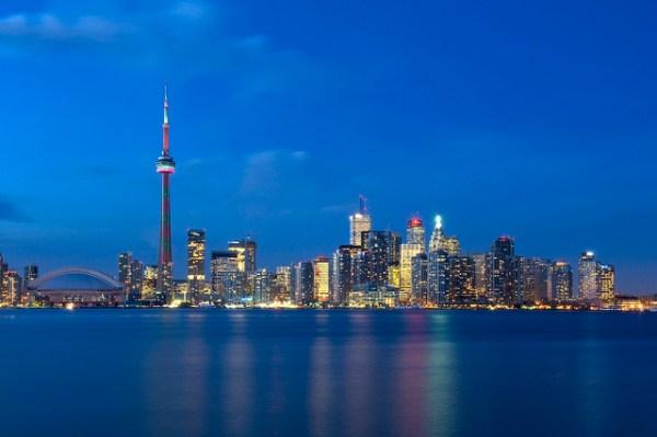 Vue générale de Toronto (Crédits - Ville de Toronto / Flickr)