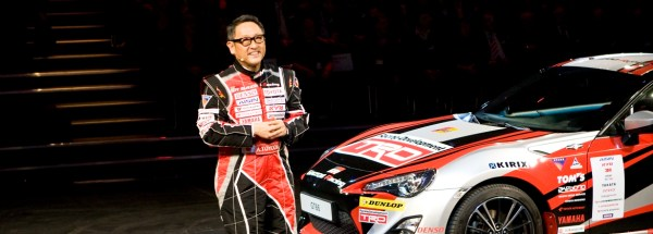 Akio Toyoda (Crédits - Toyota)