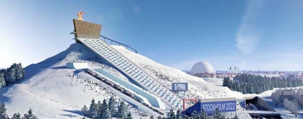 (Crédits - Comité Olympique de Suède)