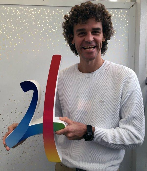 Gustavo Kuerten, nouveau soutien de la candidature française (Crédits - Paris 2024)