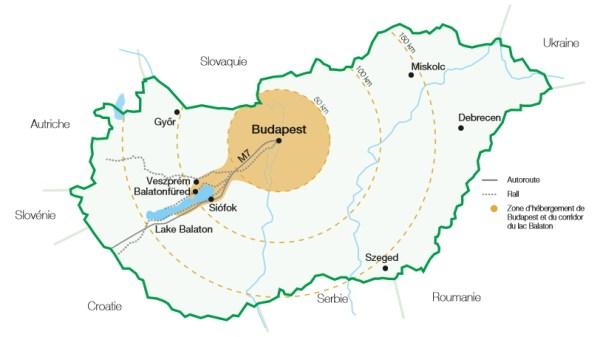 (Crédits - Dossier de candidature de Budapest 2024)