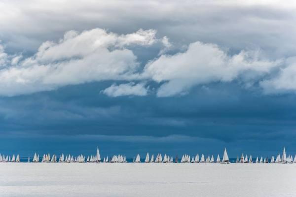 Vue du Lac Balaton (Crédits - Budapest 2024)