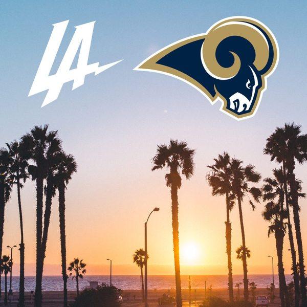 Les Chargers et les Rams sont de retour à Los Angeles (Crédits - LA 2024)