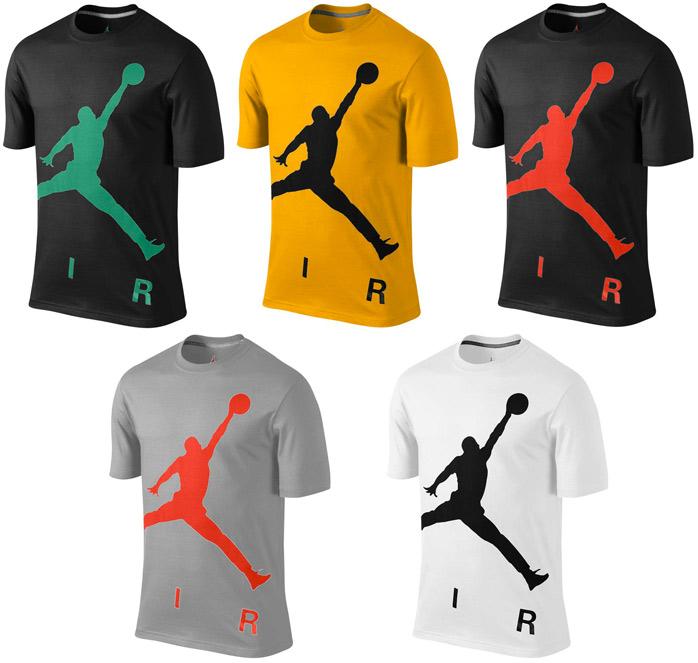Jumpman T Jordan Air Shirt Colossal XPkZui