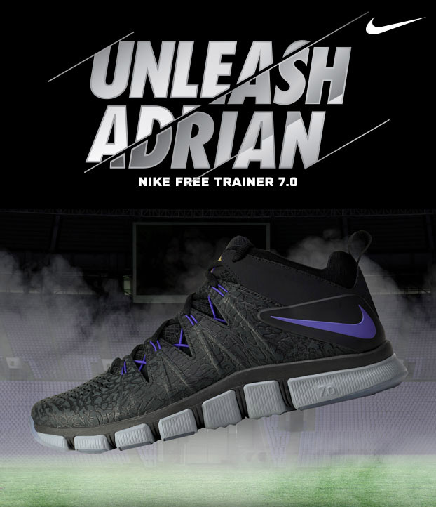 df024c12d906 Nike Free Trainer 7.0 Adrian Peterson