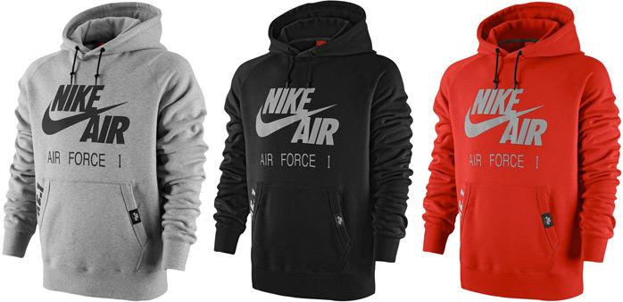 4eba38fa Nike Air Force 1 Hoodie | SportFits.com
