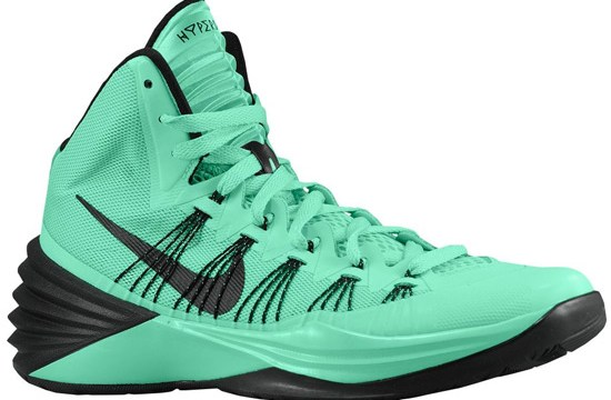 new product b83c7 adb81 Nike Hyperdunk 2013 – Green Glow