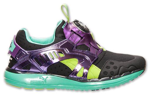 san francisco 495e1 54d7a puma-disc-blaze-lite-tech-purple