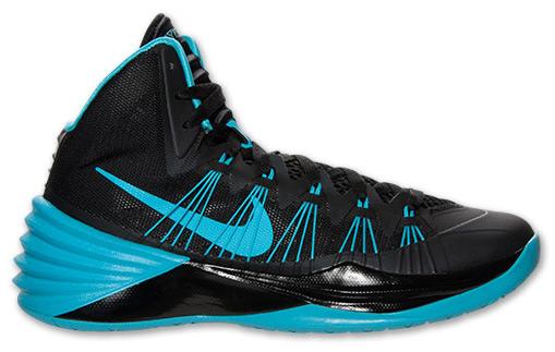 b7a745f6afb1 Nike Hyperdunk 2013 – Black Gamma Blue