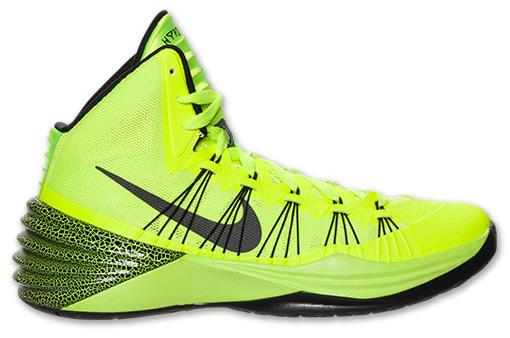 "sale retailer 0d19c eb4e3 Nike Hyperdunk 2013 ""Volt"""