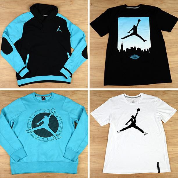 8a355dea1fb Air Jordan 11 Gamma Blue Clothing | SportFits.com