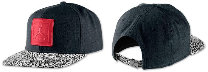 9f4813bc694 Jordan Jumpman Air Strapback Hat