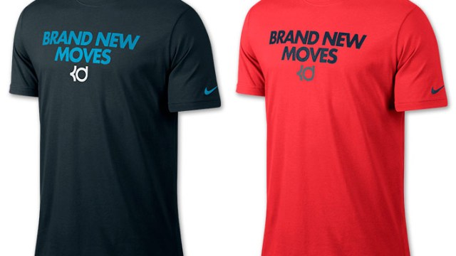 official photos 3f091 0341e Nike KD Brand New Moves T-Shirt