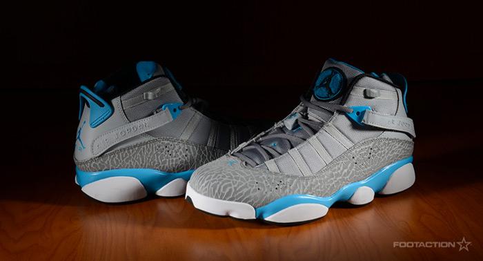 "Jordan 6 Rings ""Powder Blue"" Shoe | SportFits.com"