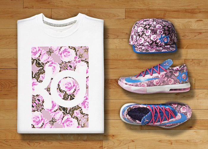 "best cheap ae29c d8ea9 Nike KD VI ""Aunt Pearl"" Collection"