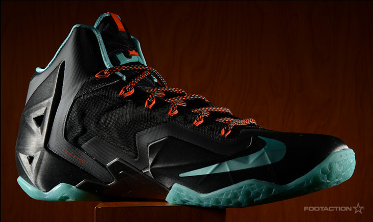sale retailer dfe8b 0213a nike-lebron-11-diffused-jade-shoe