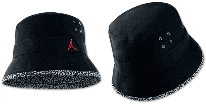 ... jordan 3 bucket hat 864bd 15956 wholesale jordan 3 bucket hat 864bd  15956  ireland mens air jordan fashion trend the black jumpman embroidered  logo ... 3550d62936d0