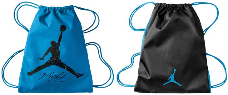 bdadf4dc925310 Jordan Dominate Gym Sack Vivid Blue