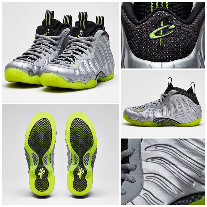 Your Best Look Yet at the Gone Fishing Foamposites Sole ...