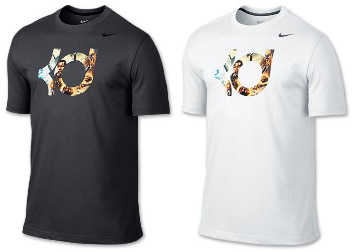 Nike KD Logo T Shirt  SportFits.com