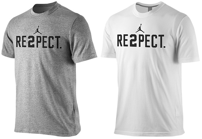 71d250b3f4eb9f Jordan Derek Jeter RE2PECT T-Shirt