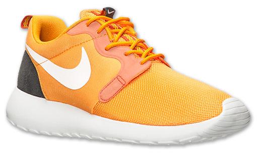 best sneakers fcdbd fdc59 Nike Roshe Run Hyperfuse (Kumquat White Turf Orange)