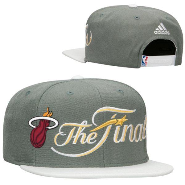 e83e2d26893d8b Miami Heat adidas 2014 NBA Eastern Conference Champions Hat ...