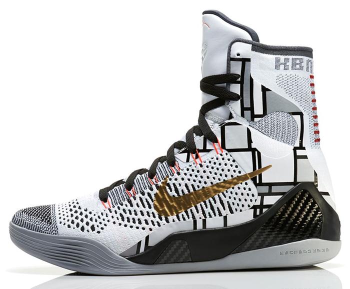 competitive price 30d8a 94a24 nike-kobe-9-elite-gold-shoe