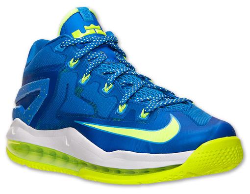 size 40 01453 0daab nike-lebron-11-low-sprite-shoe