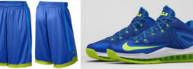 "huge discount 5424b 57dc0 Nike LeBron 11 Low ""Sprite"""