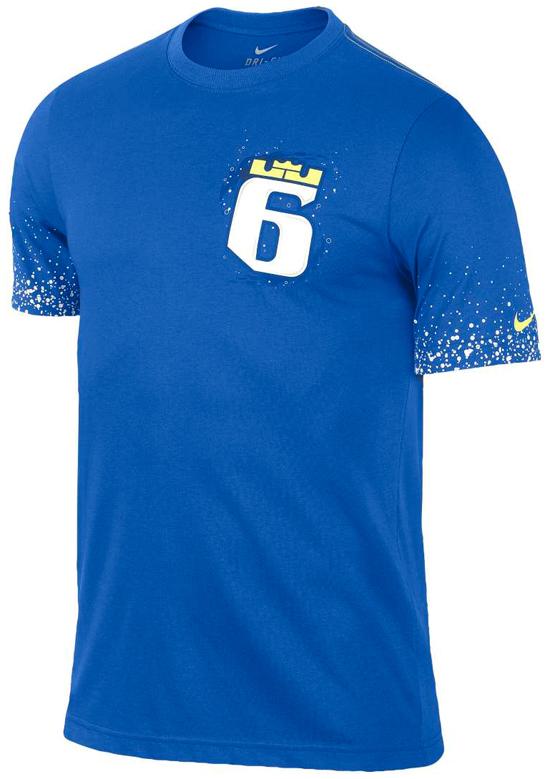best website 004a0 1564b nike-lebron-11-sprite-shirt