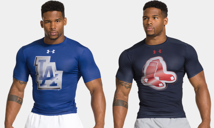 instante consumirse seco  Under Armour Introduces MLB Team Apparel and Alter Ego Clothing |  SportFits.com