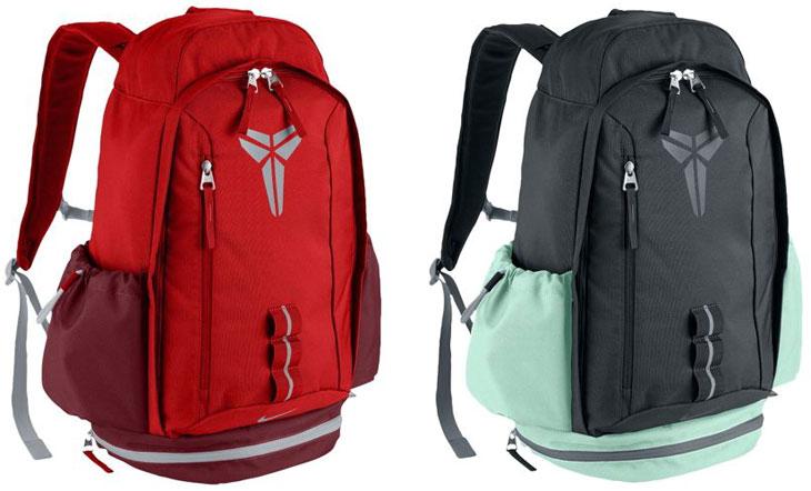 Nike Kobe 9 University Red Backpacks and Bags | SportFits.com