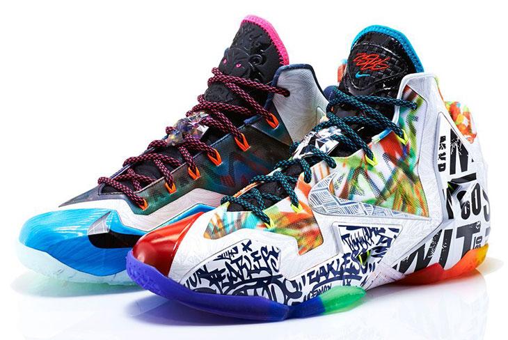 Nike LeBron 11 What the LeBron Shorts