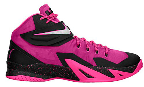 c0059f9e5d1a Nike LeBron Zoom Soldier 8 Kay Yow