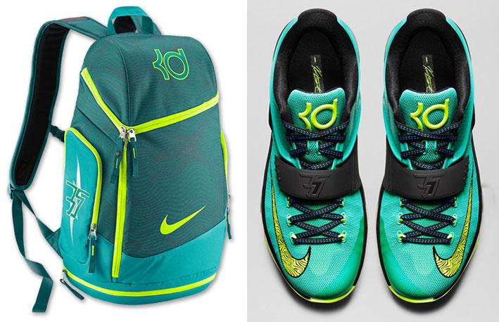 4126ed86a3df Nike KD 7 Uprising Backpack