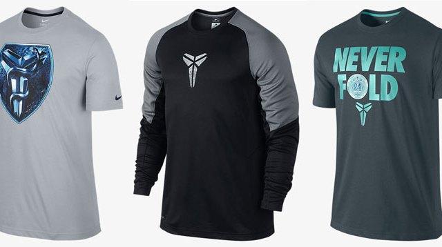the best attitude f1285 33cee Nike Kobe 9 Elite Brave Blue Shirts | SportFits.com