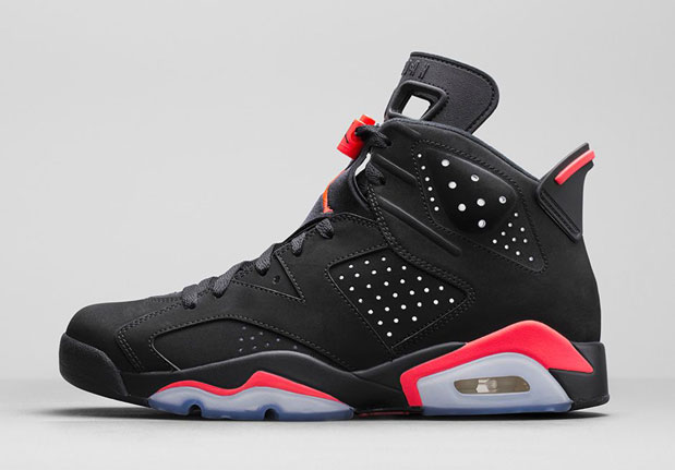 949b96b80bf4ef Jordan Jackets to Wear with the Air Jordan 6 Black Infrared 23 ...