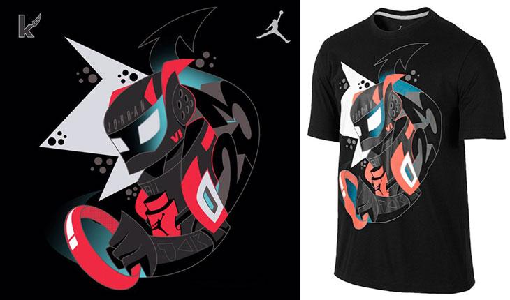 6cf967ea1fc4d9 Jordan x kaNO Air Jordan Shirts
