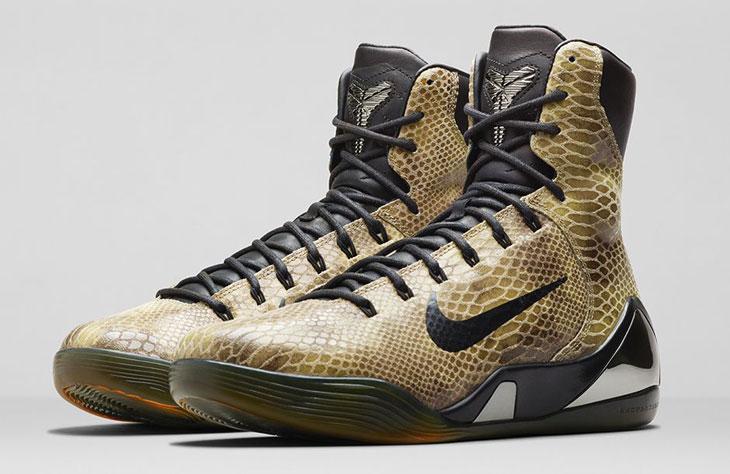 "acaabefcbc20 Nike Kobe 9 High EXT ""Snakeskin"""