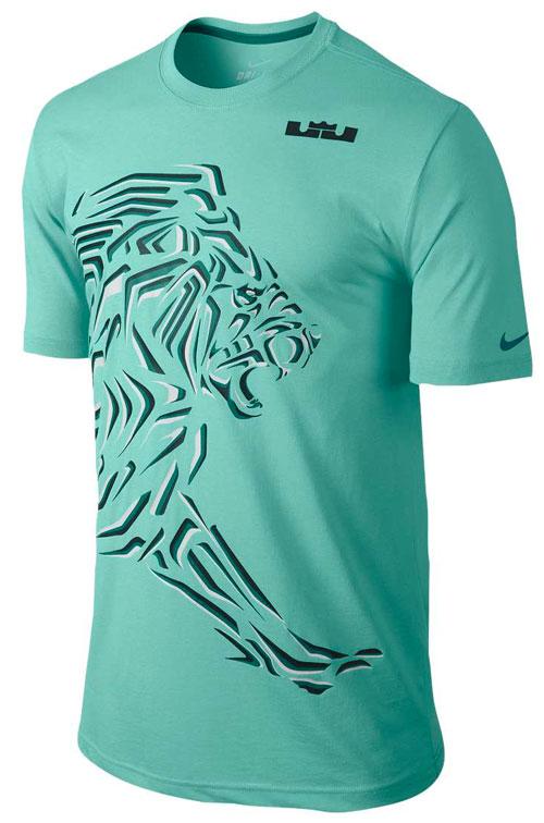 1e8967c03ef Nike LeBron Shirts to Wear with the Nike LEBRON 12 NSRL