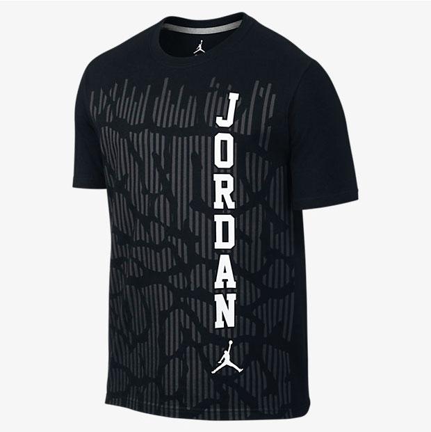 Air Jordan Xx9 Blackout Shirt Front
