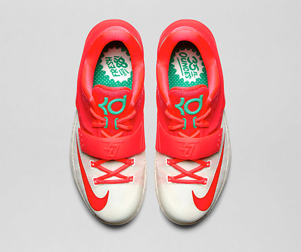 Cheap New Nike KD 7 Egg Nog