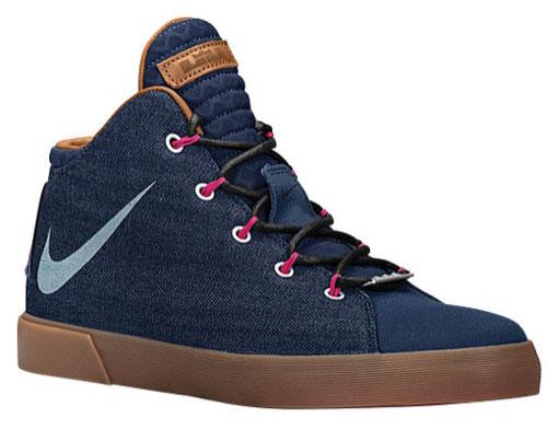 "low priced 2e2c4 ba0d1 Nike LEBRON 12 Lifestyle ""Denim"""
