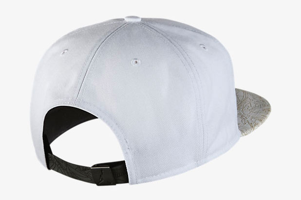 8228c2140d94 ... spain jordan jumpman 30th anniversary hat white back 45027 93dd1