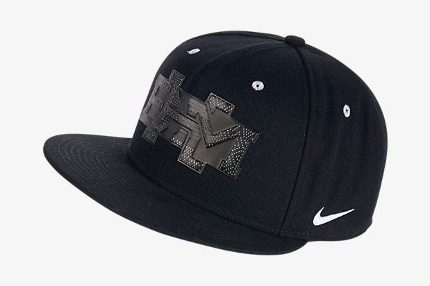 44d32fb07ef ... authentic nike bhm hat front f87e9 f7b3b